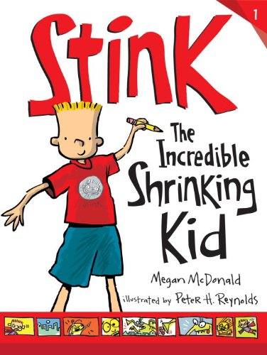 Incredible Shrinking Kid   2013 edition cover