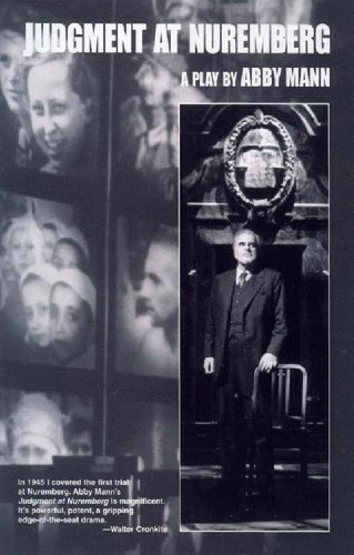 Judgment at Nuremberg   2002 edition cover