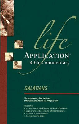 Galatians   1994 edition cover