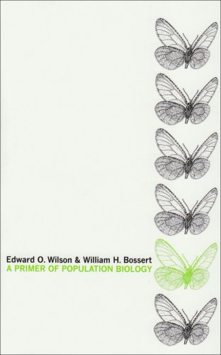 Primer of Population Biology   1971 edition cover
