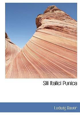 Sili Italici Punic N/A 9781115426268 Front Cover