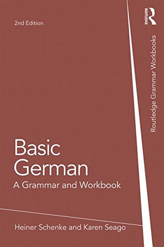 Basic German: A Grammar and Workbook  2016 9781138788268 Front Cover