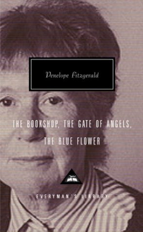 Bookshop, the Gate of Angels, the Blue Flower   2003 edition cover