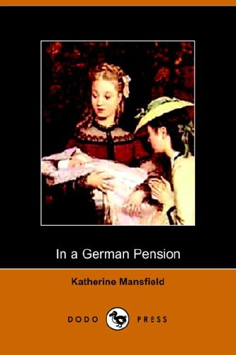 In a German Pension  N/A 9781406502268 Front Cover