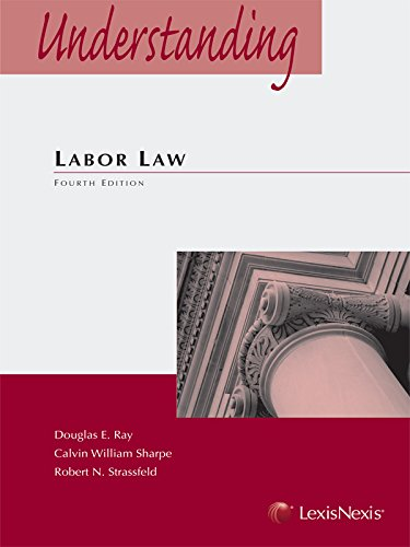 Understanding Labor Law:  3rd 2013 edition cover