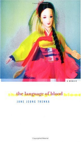 Language of Blood A Memoir N/A edition cover