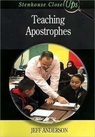 Teaching Apostrophes:  2008 edition cover