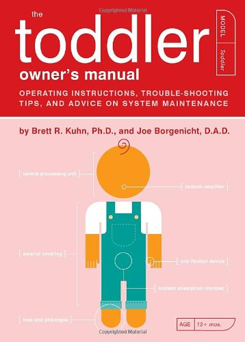 Toddler Owner's Manual   2005 9781594740268 Front Cover