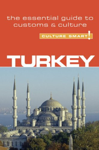 Turkey The Essential Guide to Customs and Culture  2008 edition cover