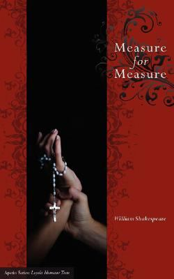 Measure for Measure N/A 9781934074268 Front Cover
