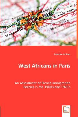 West Africans in Paris N/A 9783836497268 Front Cover