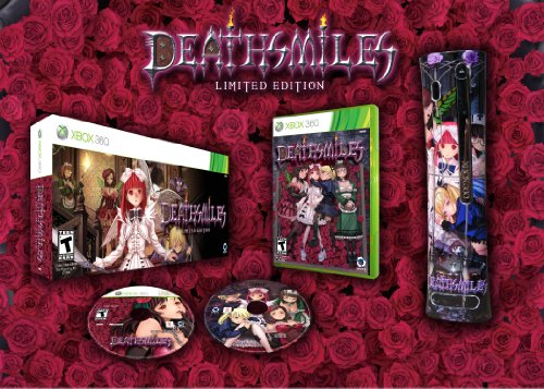 Deathsmiles Limited Edition -Xbox 360 Xbox 360 artwork