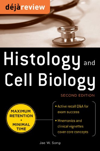 Histology and Cell Biology  2nd 2011 9780071627269 Front Cover