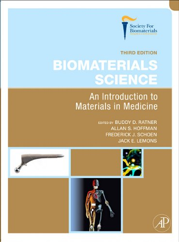 Biomaterials Science An Introduction to Materials in Medicine 3rd 2012 edition cover