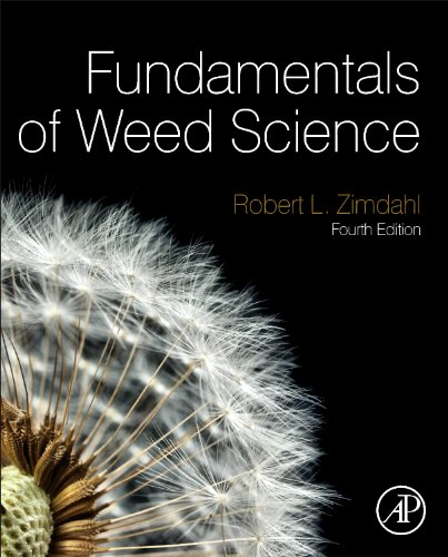 Fundamentals of Weed Science  4th edition cover