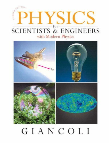 PHYSICS FOR SCIENTISTS+ENGR.PA 4th 2008 edition cover