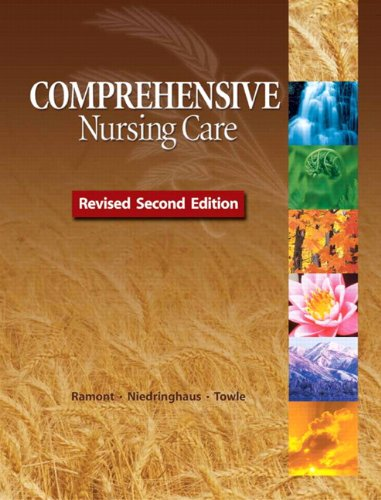 Comprehensive Nursing Care, Revised Second Edition  2nd 2012 (Revised) edition cover