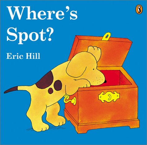 Where's Spot?  N/A edition cover