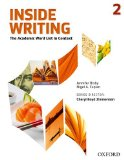 Inside Writing, Level 2 The Academic Word List in Context Student Manual, Study Guide, etc.  edition cover