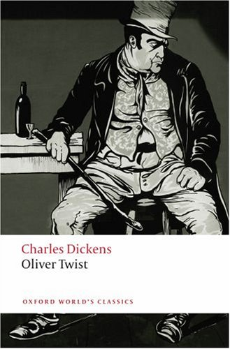 Oliver Twist  2nd 2008 edition cover