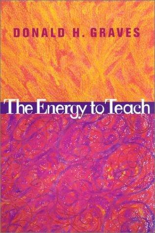 Energy to Teach   2001 edition cover