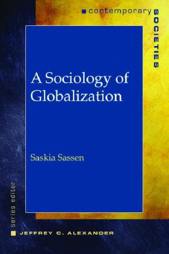Sociology of Globalization   2006 edition cover