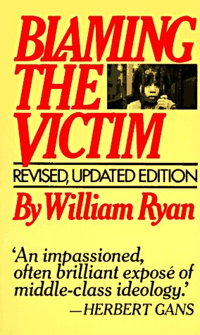 Blaming the Victim  N/A edition cover