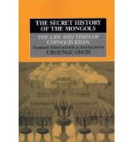 Secret History of the Mongols The Life and Times of Chinggis Khan  2001 edition cover