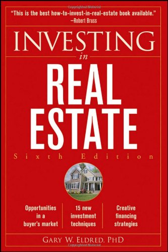 Investing in Real Estate  6th 2009 edition cover