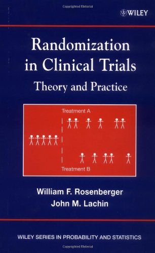 Randomization in Clinical Trials Theory and Practice  2002 9780471236269 Front Cover