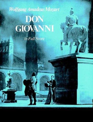 Don Giovanni  Reprint edition cover
