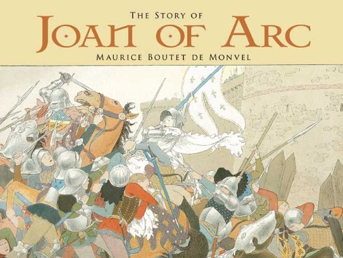 Story of Joan of Arc   2010 edition cover