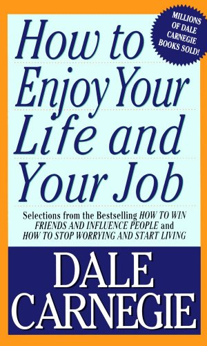 How to Enjoy Your Life and Your Job   1990 edition cover