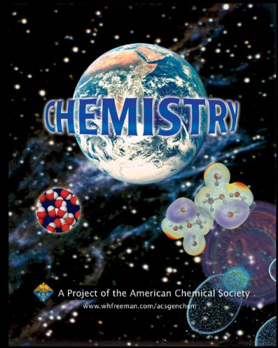 Chemistry A General Chemistry Project of the American Chemical Society  2004 edition cover