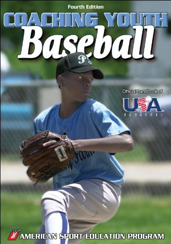 Coaching Youth Baseball  4th 2007 (Revised) edition cover