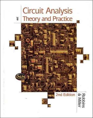 Circuit Analysis Theory and Practice 2nd 2000 edition cover