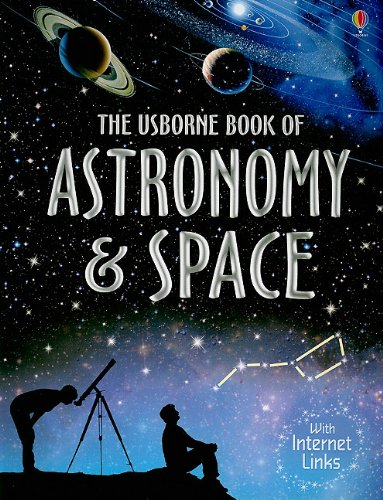 Astronomy and Space N/A edition cover