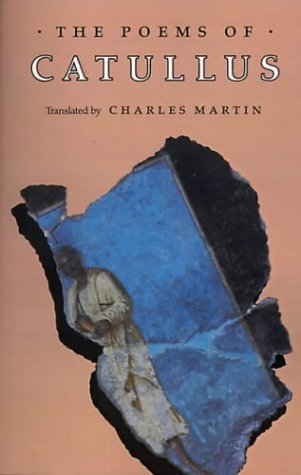 Poems of Catullus   1989 edition cover