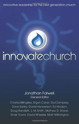 Innovatechurch Innovative Leadership for the Next Generation Church N/A edition cover