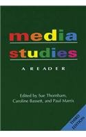 Media Studies A Reader -- 3rd Edition 3rd edition cover