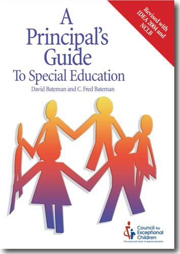 Principal's Guide to Special Education 2nd 2006 edition cover