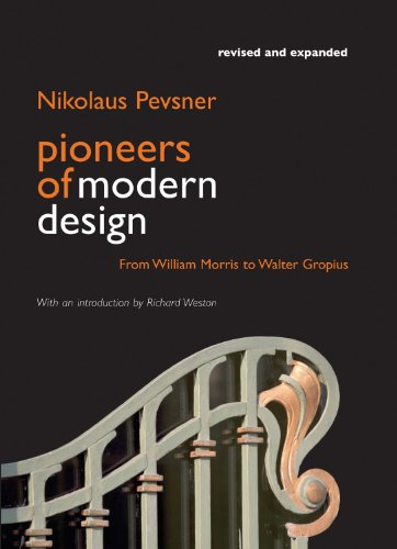 Pioneers of Modern Design   2011 edition cover