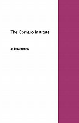 The Cornaro Institute: An Introduction  0 edition cover