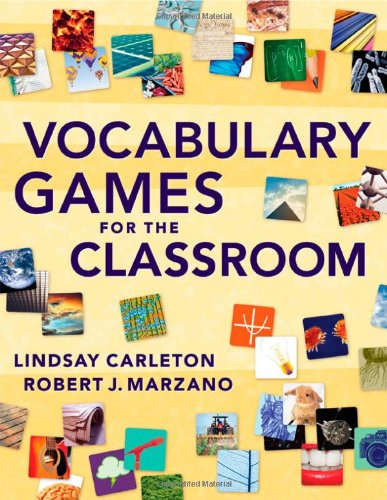 Vocabulary Games for the Classroom   2010 edition cover