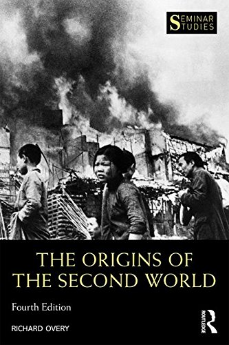Origins of the Second World War  4th 2016 (Revised) 9781138963269 Front Cover