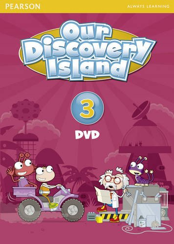 Our Discovery Island American Edition DVD 3  2011 edition cover