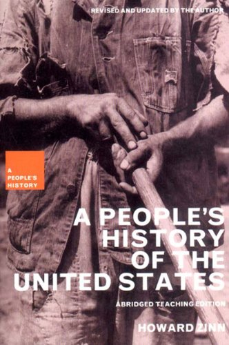 People's History of the United States   2003 edition cover