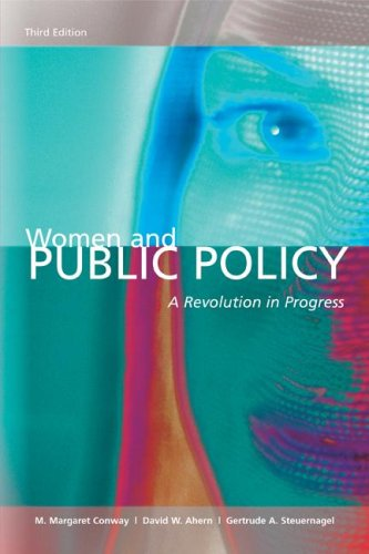 Women and Public Policy A Revolution in Progress 3rd 2003 (Revised) edition cover