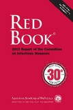 Red Book 2015 2015 Report of the Committee on Infectious Diseases 30th 2015 edition cover