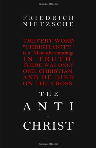 Anti-Christ  N/A edition cover